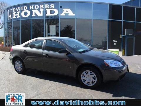 Pre-Owned 2006 Pontiac G6 Base FWD Sedan