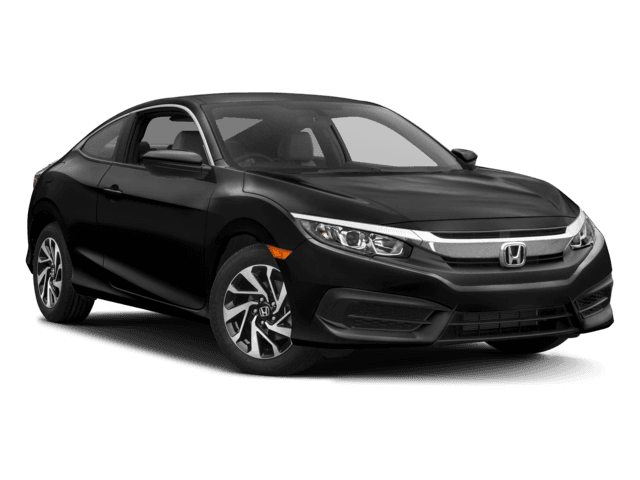 New 2016 Honda Civic LX FWD Coupe
