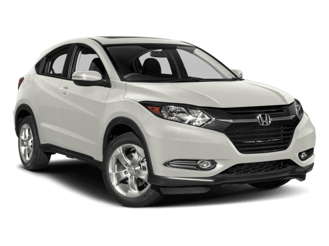 New 2017 Honda HR-V EX AWD