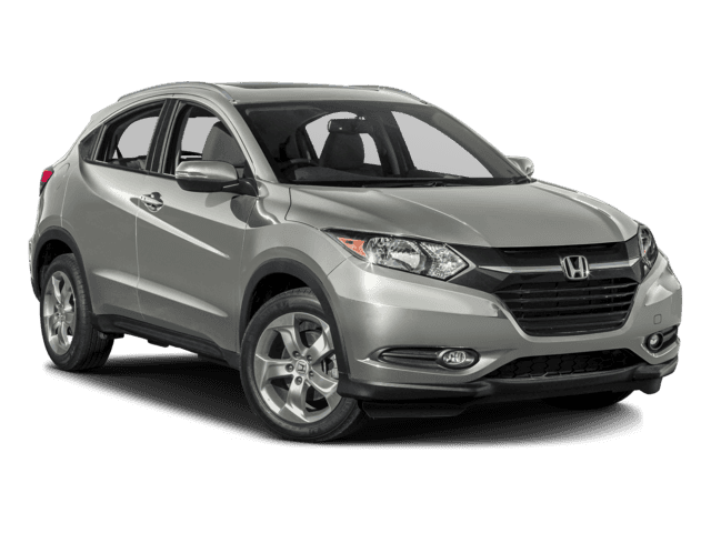 New 2016 Honda HR-V EX-L w/Navigation With Navigation & AWD