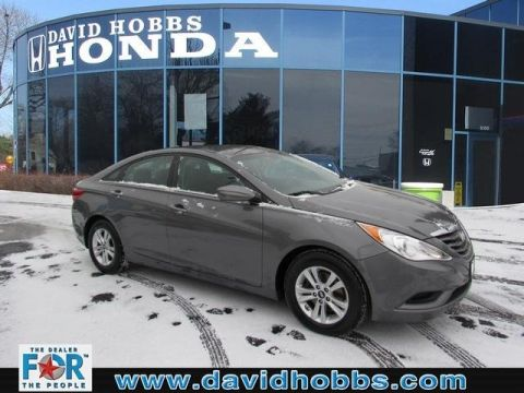 Pre-Owned 2013 Hyundai Sonata GLS FWD Sedan