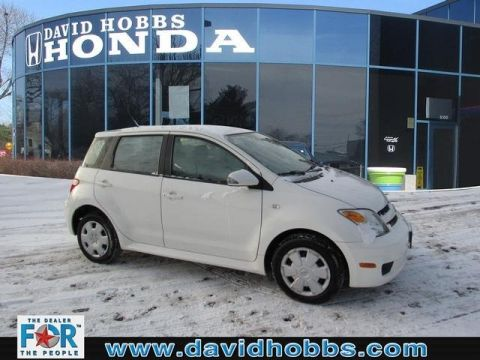 Pre-Owned 2006 Scion xA  FWD Hatchback