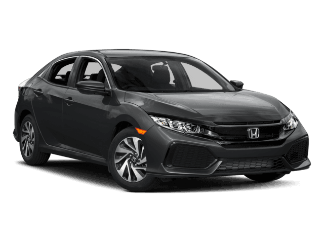New 2017 Honda Civic LX FWD Hatchback