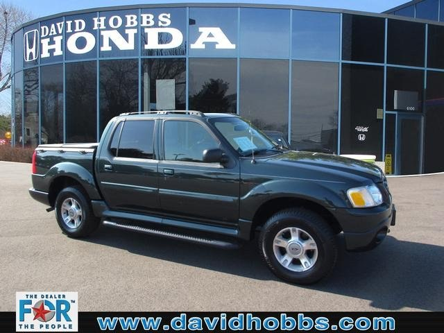 Pre-Owned 2004 Ford Explorer Sport Trac