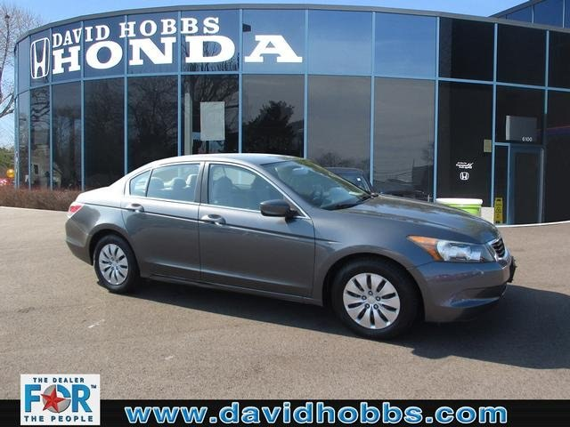 Pre-Owned 2008 Honda Accord 2.4 LX