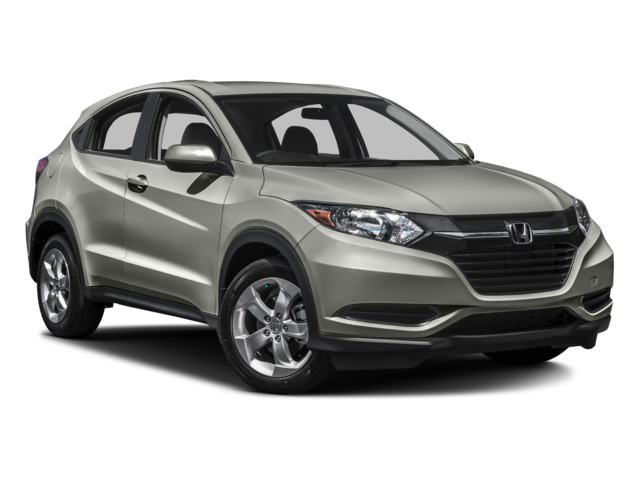 New 2016 Honda HR-V LX