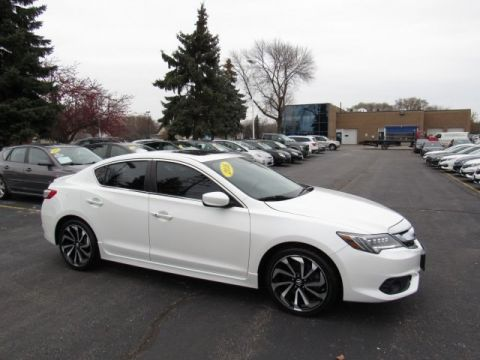 Pre-Owned 2016 Acura ILX 2.4L w/Premium & A-SPEC Packages